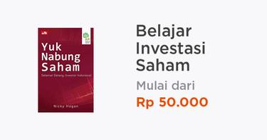 Belajar Investasi Saham