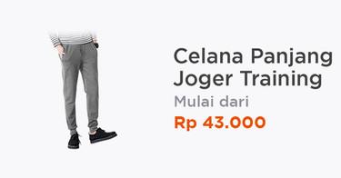 Celana Panjang Joger Training