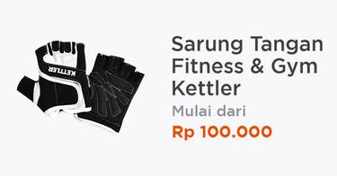 Sarung Tangan Fitness & Gym Kettler Jakarta Barat