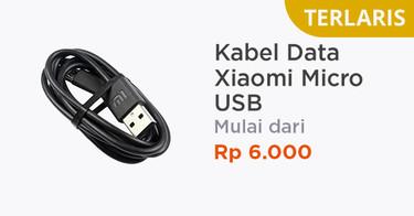 Kabel Data Xiaomi Micro USB