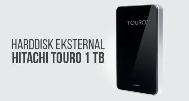 Hitachi Touro 1 TB