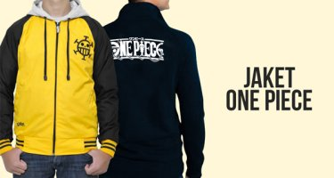 Jaket One Piece