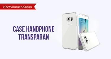 Case Handphone Transparan