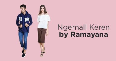Ngemall Keren by Ramayana