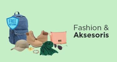 Fashion & Aksesoris Free Returns