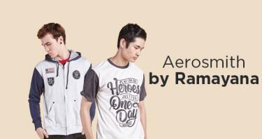 Aerosmith by Ramayana