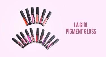 LA Girl Pigment Gloss
