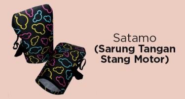 Satamo (Sarung Tangan Stang Motor)