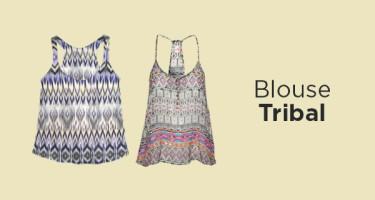 Blouse Tribal