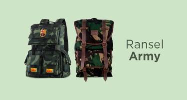 Ransel Army