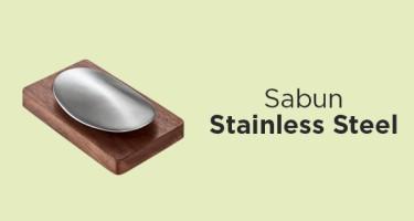 Sabun Stainless Steel
