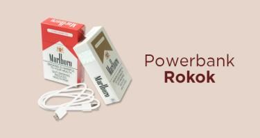 Power Bank Rokok
