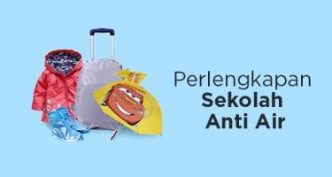 Perlengkapan Sekolah Anti Air