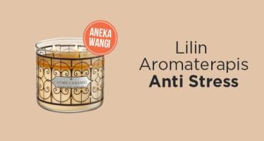 Lilin Aromaterapi Anti Stress
