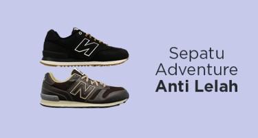 Sepatu Adventure Anti Lelah