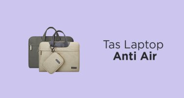 Tas Laptop Anti Air