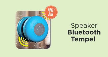 Speaker Bluetooth Tempel