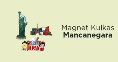 Magnet Kulkas Mancanegara