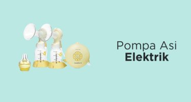 Pompa ASI Elektrik Praktis