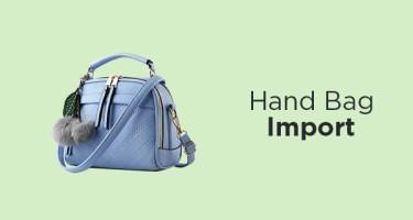 Hand Bag Import