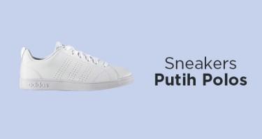 Sneakers Putih Polos