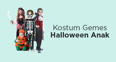 Kostum Gemes Halloween Anak