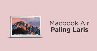 Macbook Air Paling Laris
