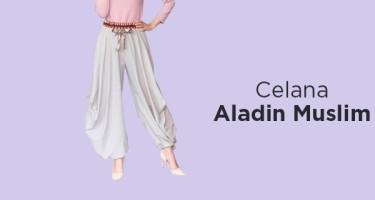 Celana Aladin Muslim
