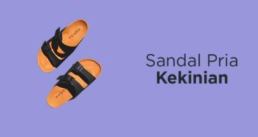 Sandal Pria Kekinian