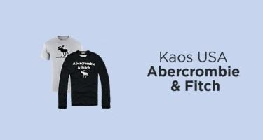 Kaos Polos Abercrombie & Fitch