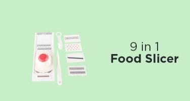 9 in 1 Food Slicer