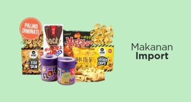 Makanan Import