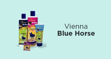 Vienna Blue Horse