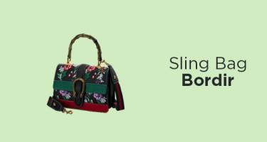 Sling Bag Bordir