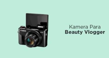 Kamera Para Beauty Vlogger