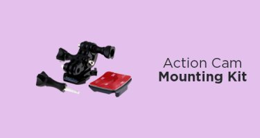 Action Cam Mounting Kit