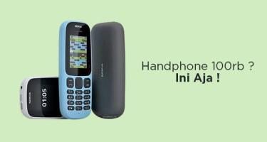 Handphone 100 ribuan