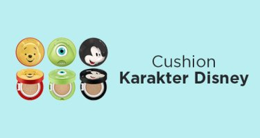 Cushion Karakter Disney