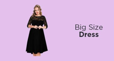 Big Size Dress