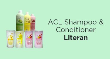 ACL Shampoo & Conditioner