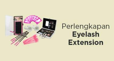 Perlengkapan Eyelash Extension