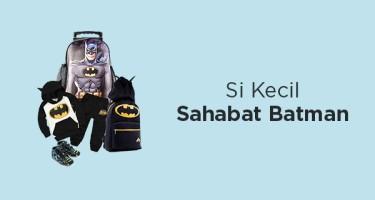 Outfit Batman Anak