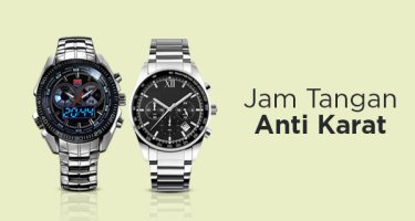 Jam Tangan Stainless Steel