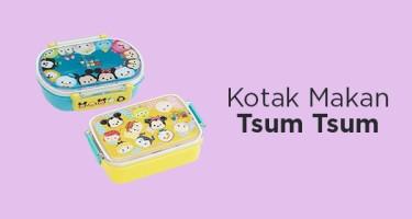Kotak Makan Tsum Tsum