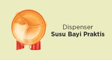 Dispenser Susu Bayi