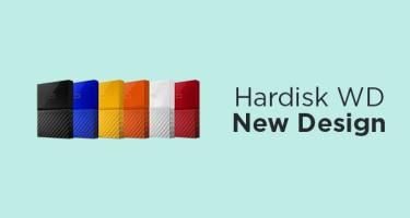 Hardisk WD
