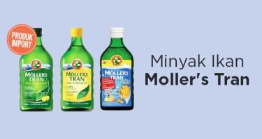 Minyak Ikan Moller's Tran