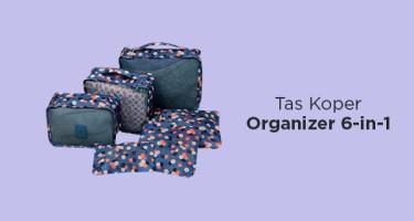 Traveling Bag Organizer