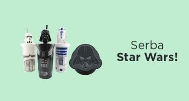Perlengkapan Makan Star Wars