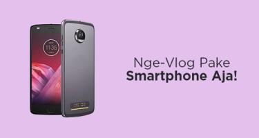Smartphone Vlog Terbaik